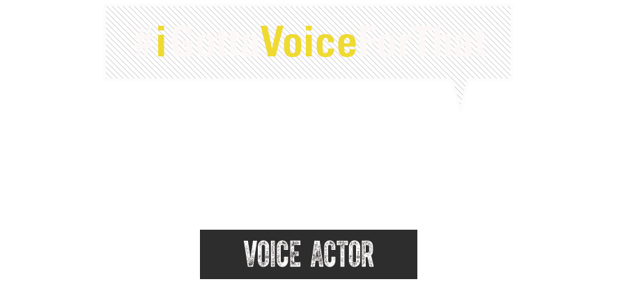 JohnGrimes-Voice-Actor-Logo